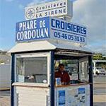 Kiosque Croisières la Sirène
